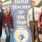 Teacher of the Year HEF Prescott Valley