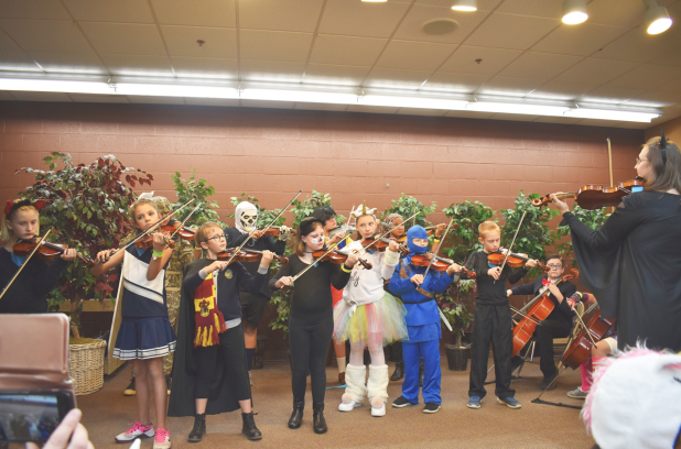 Humboldt Education Foundation Orchestra Program